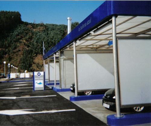 La Ballena Azul: cuide su vehículo sin dañar el medio ambiente