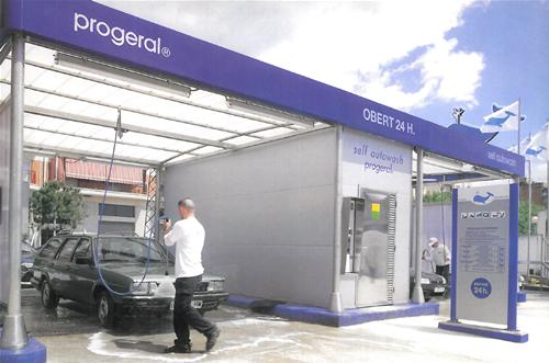 La Ballena Azul: centros de auto lavado en todo el territorio nacional