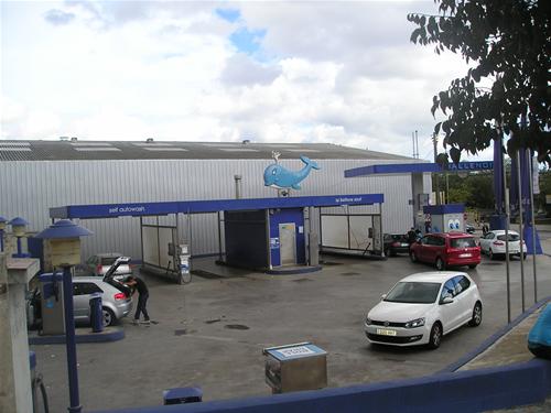 La Ballena Azul: centros de lavado para cualquier tipo de vehículos.